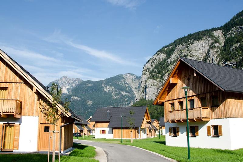 Im Dormio Resort Obertraun übernachtet man in der Nähe des Hallstättersees.