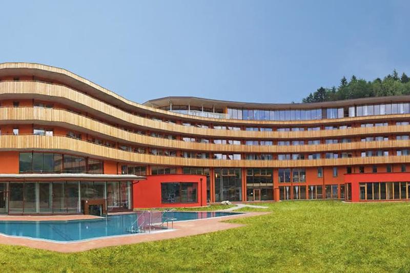 Das Vivea Kurzentrum in Bad Goisern am Hallstättersee bietet Erholung pur.
